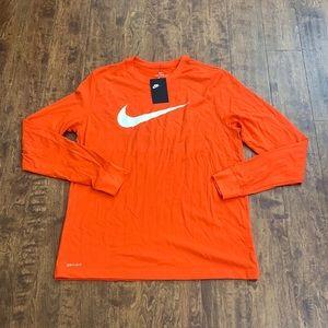 Nike Men's Long Sleeve Shirt Size M